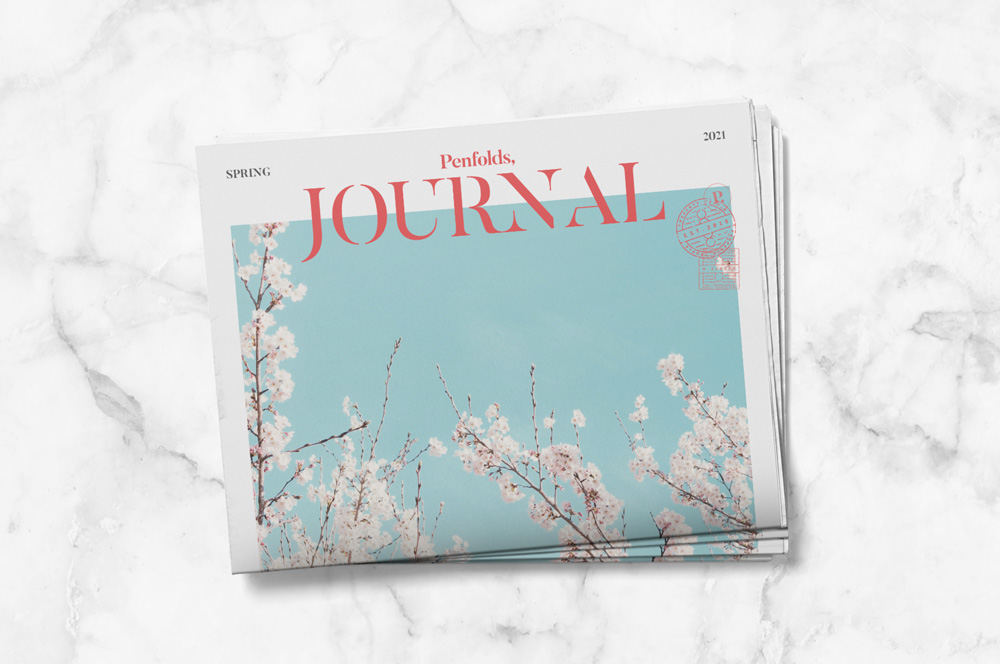 Penfolds Journal, Spring 2021 issue